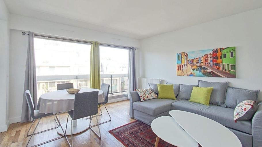 4 personnes appartement - Alésia, Paris