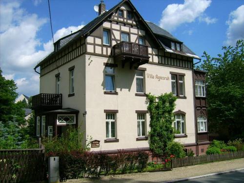 """Pension & Ferienwohnung """"Villa Agnesruh"""", Vogtlandkreis"""