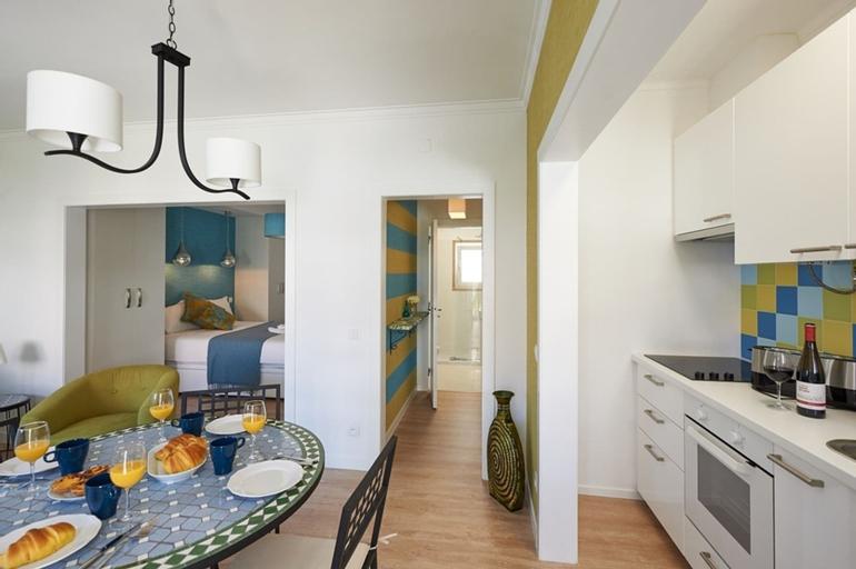 Rainha II Studio Apartment, Cascais
