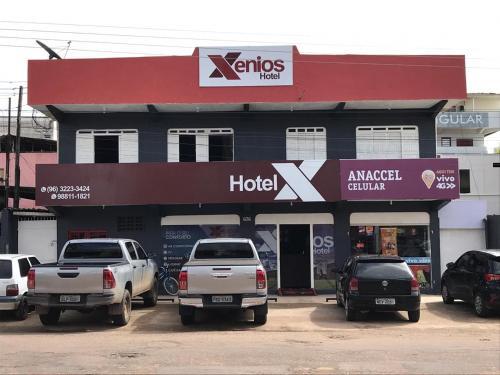 HOTEL XENIOS, Macapa