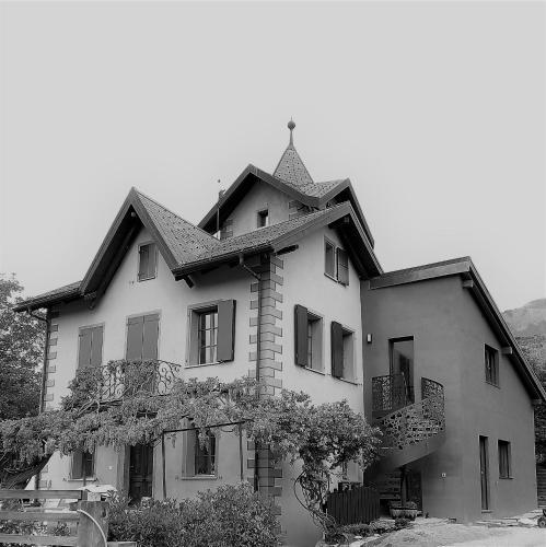 Le Manoir de Champlan, Sion