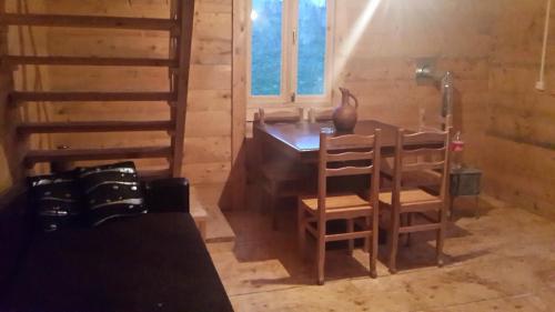 cottage in Bakhmaro, Chokhatauri
