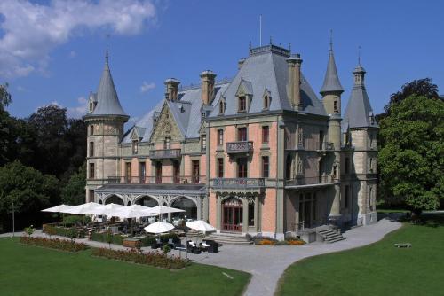 Schloss Schadau Hotel & Restaurant, Thun