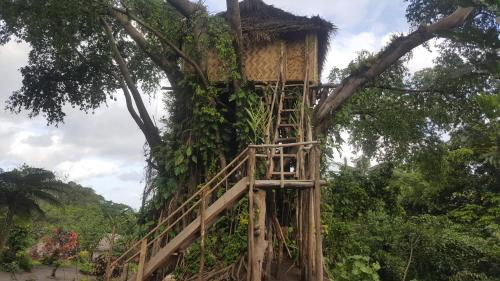 Volcano Sea View Tree House, West Tanna