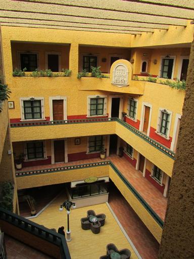 Hotel Mesón de la Merced, Vetagrande