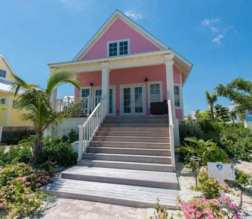 Chub Cay Resort & Marina - Villa 18,