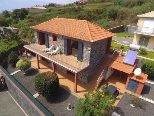 Casa Eva, Calheta
