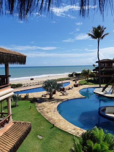 Best Beach Front Apartments Dream Village Cumbuco, 1 Penthouse Duplex and 1 Ground Floor Apartment, Caucaia