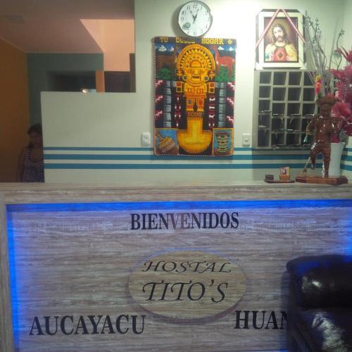Hotel Titos Aucayacu, Leoncio Prado