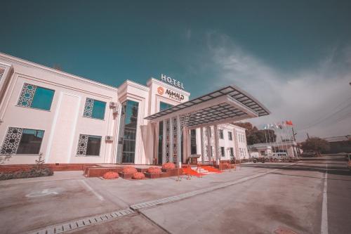 Asmald Palace Hotel, Dang'ara