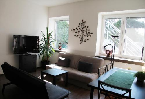 Apartments near the pond, Praha 9