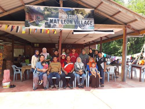 Matleon village, Jerantut