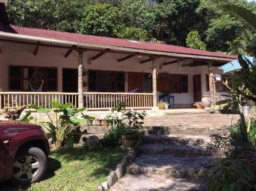La Quebrada, Bongará