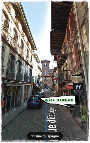Gite BIDEAN, Pyrénées-Atlantiques
