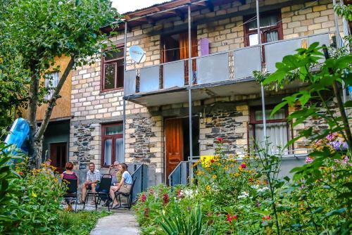 Garden Hotel Lentekhi, Lentekhi