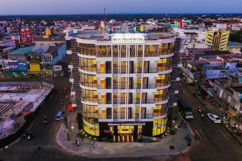 Quoc Thanh Hotel, Long Khánh