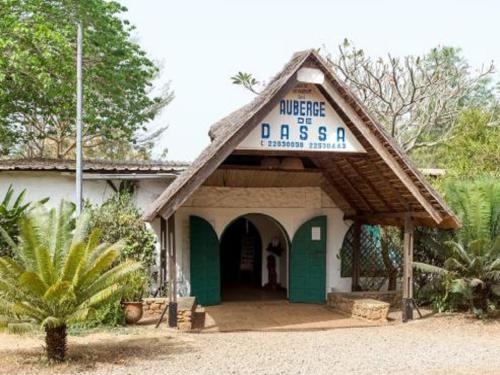 Auberge de Dassa Zoume, Dassa-Zoumè