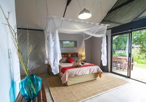Caprivi Mutoya Lodge & Campsite, Kabe