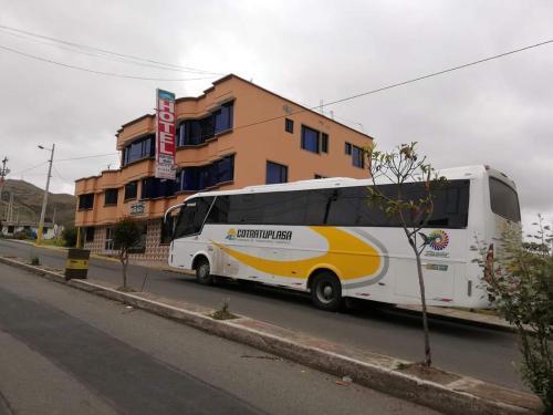 Hotel Mirador Rumy Cruz Wasi, Pujilí