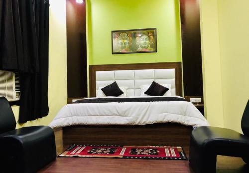 Hotel Arvind palace, Basti