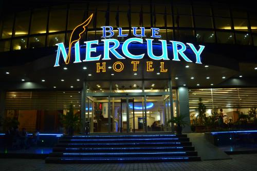 Blue Mercury Hotel, Arbil