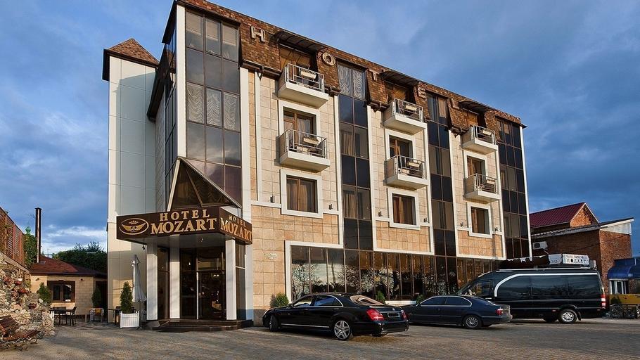 Hotel Mozart, Krasnodar gorsovet