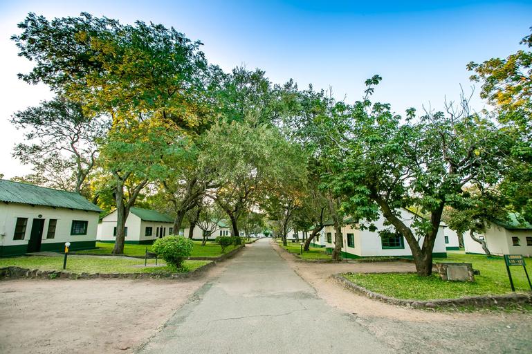 Victoria Falls Restcamp and Lodges, Hwange