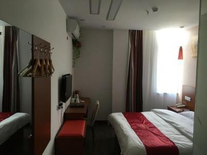Thank Inn Chain Hotel Jiangsu Changshu Meili Town Meili, Suzhou