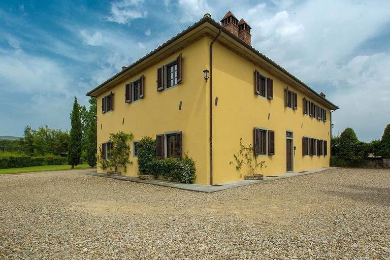 I Casali Borrigiani, Arezzo