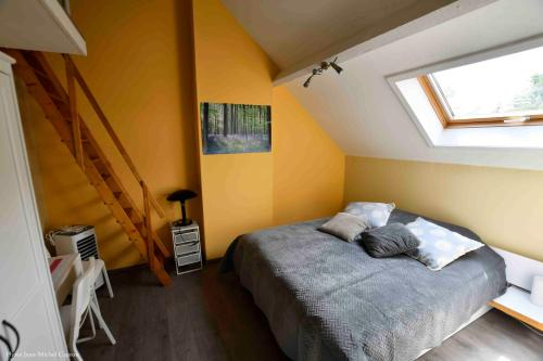 Les Glycines Mauves, Brabant Wallon
