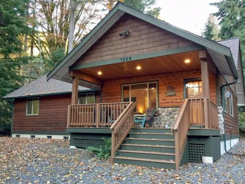Holiday Home 65GS-Ranch Style Family Cabin, Whatcom