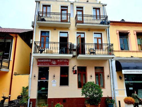 White Rose, Batumi