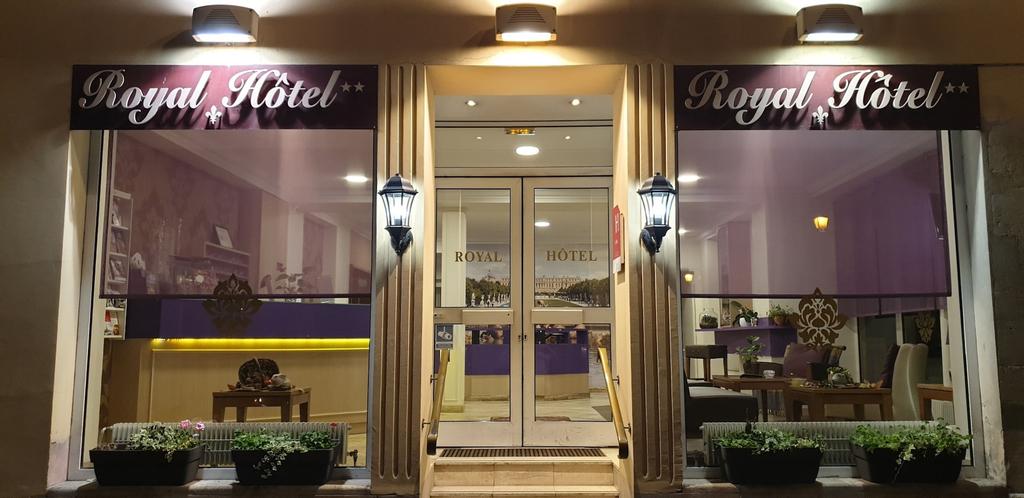 Royal Hôtel, Yvelines