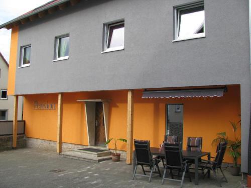 Wellness Pension Salzgrotte, Rhön-Grabfeld