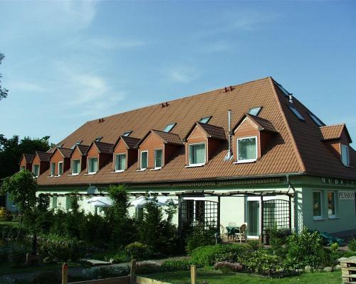 Pension am Schloss Parow, Vorpommern-Rügen