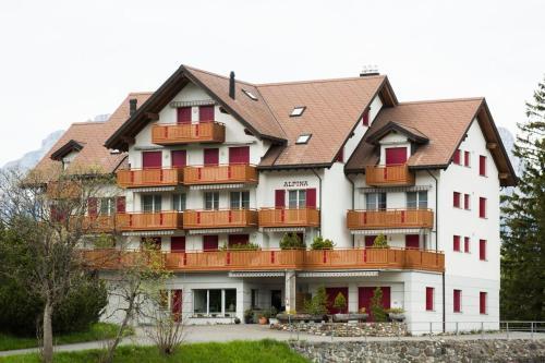 Haus Alpina, Sarganserland