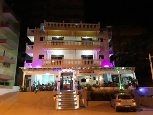 Hotel Alexander, Sarandës