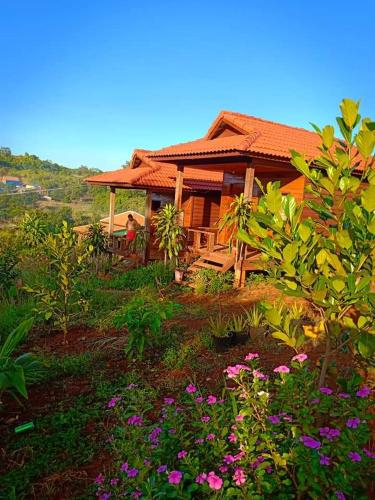 Rith sophy homestay, Ban Lung