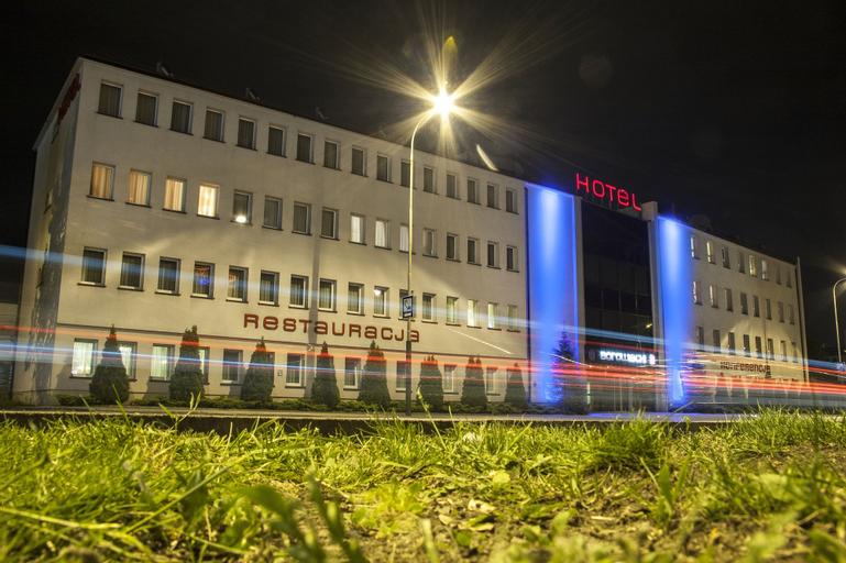 Hotel Borowiecki, Łódź