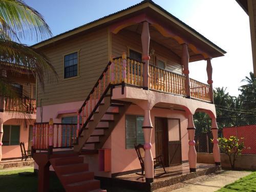 Hotel Morgan, Laguna de Perlas