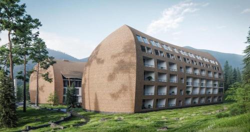 HOTEL HAYSTACK, Borjomi