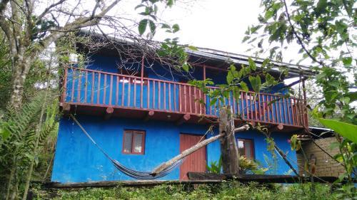 Eco Albergue Azul, Bongará