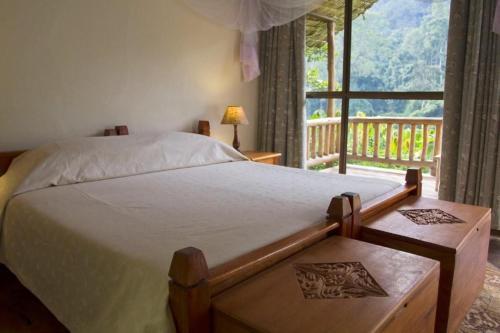 Engagi Lodge, Kinkiizi