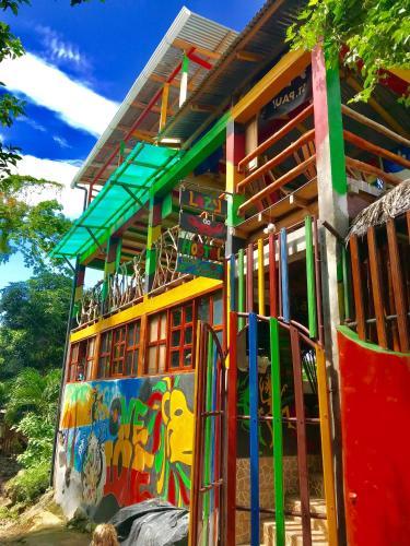Lazy Crab Hostel, Lago de Nicaragua