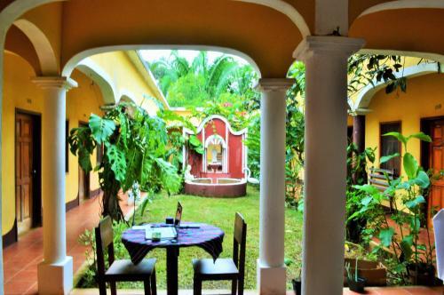 Hotel Villa Santa Elena, Chahal