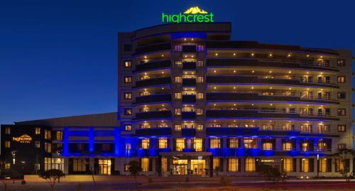 HighCrest Hotel, Sulaymaniya