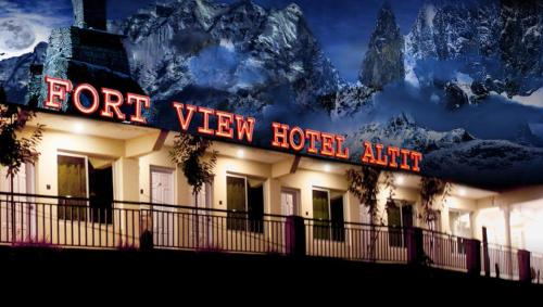 Fort View Hotel, Northern Areas