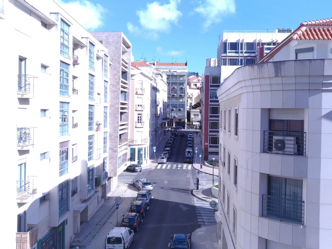 Charming Family Apartment, Lisboa