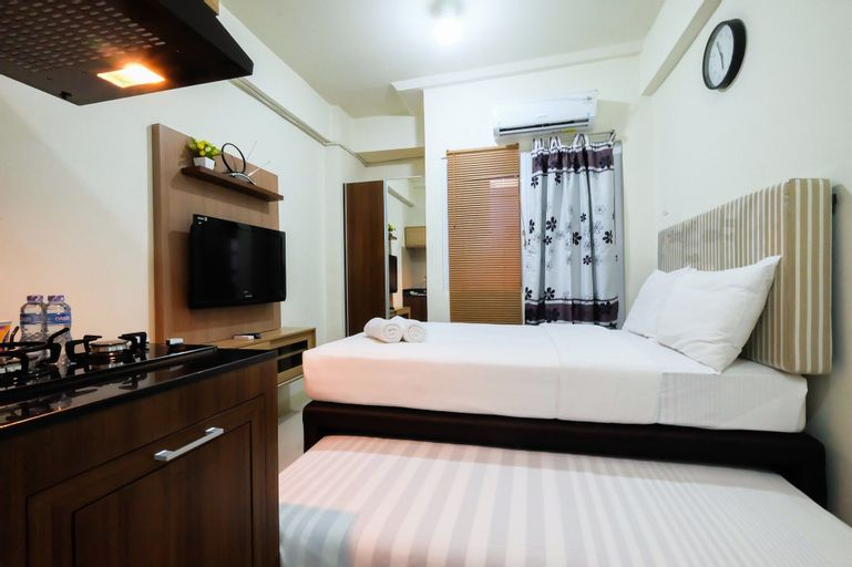 Studio Room at Green Pramuka City Apartment with Mall Access By Travel, Jakarta Pusat