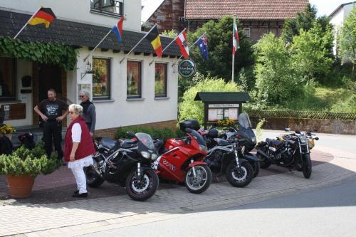 B&B on route L854 - Gasthof zum Riepen, Hochsauerlandkreis